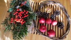 クリスマスリース..JPG