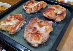 チキン酢焼.JPG