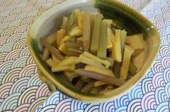 蕗、タケノコ煮.JPG
